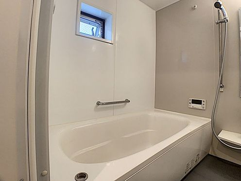 中古一戸建て-名古屋市千種区山添町2丁目 お風呂は追い炊き機能つき。パパの疲れを癒します。