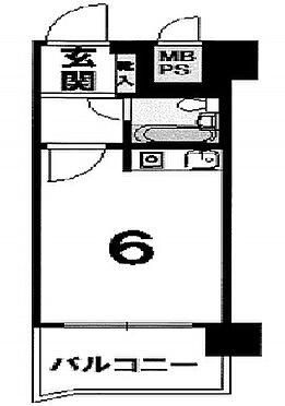マンション(建物一部)-京都市下京区屋形町 間取り
