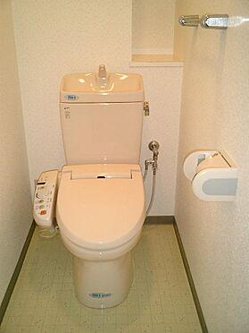 マンション(建物一部)-本庄市東台1丁目 トイレ