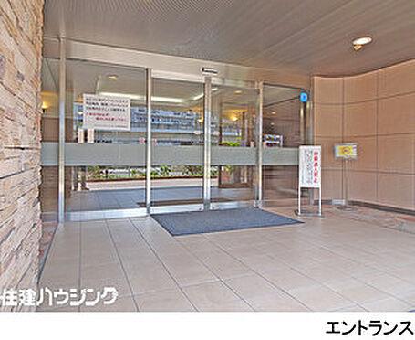 店舗・事務所・その他-品川区南大井2丁目 玄関