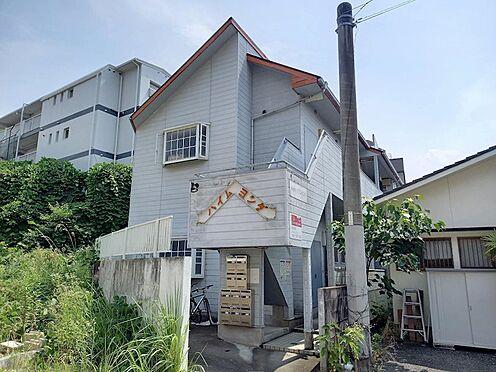 アパート-福岡市城南区友泉亭 外観