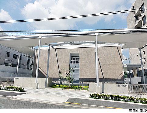 マンション(建物一部)-港区芝2丁目 三田中学校
