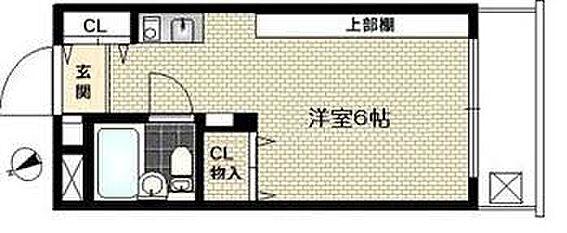 マンション(建物一部)-横浜市港北区樽町1丁目 間取り