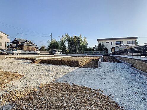新築一戸建て-名古屋市守山区向台3丁目 日当たりがいい暖かい土地