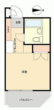 マンション(建物一部)-練馬区中村2丁目 間取り