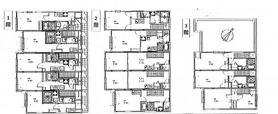 マンション(建物全部)-中野区白鷺3丁目 間取り