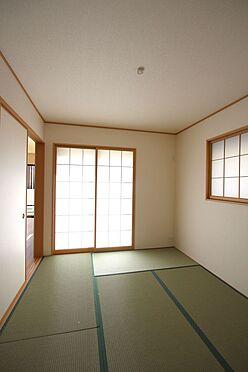 新築一戸建て-北葛城郡広陵町大字笠 全室2面採光。風通しも問題ありません。
