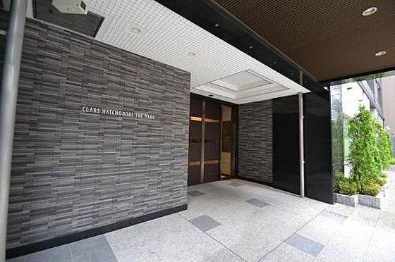 マンション(建物一部)-広島市中区八丁堀 エントランス