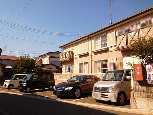 アパート-小平市鈴木町1丁目 満室3DK(50平米)×4室、駐車場6区画分付です。