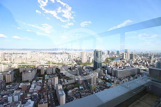 区分マンション-大阪市北区天神橋7丁目 ジオタワー天六 スカイガーデンは絶景です