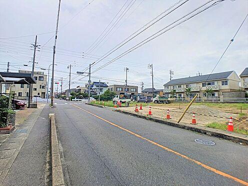 土地-西尾市戸ケ崎4丁目 落ち着きのある暮らしができる住環境が魅力です。