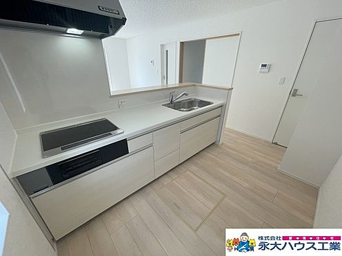 新築一戸建て-仙台市太白区西多賀5丁目 キッチン