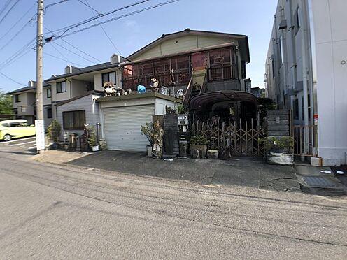 土地-岡崎市河原町 プライバシーを守りやすい北側道路