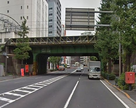 ビル(建物全部)-渋谷区千駄ヶ谷4丁目 前面道路