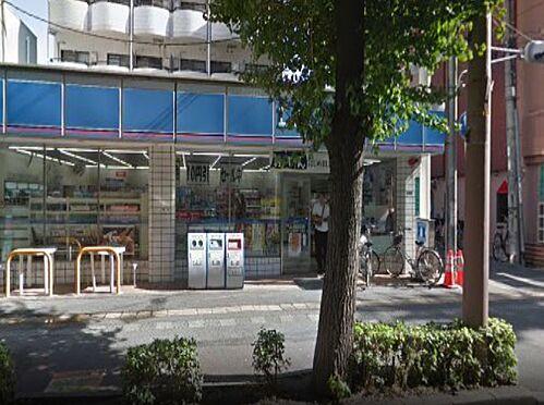 中古マンション-大阪市東成区東中本2丁目 ローソン東中本店徒歩1分です
