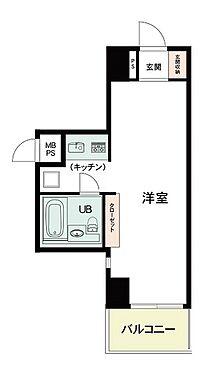マンション(建物一部)-神戸市灘区福住通5丁目 水まわりをコンパクトにまとめたスマートな動線