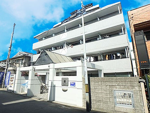 マンション(建物一部)-京都市伏見区深草西浦町8丁目 外観