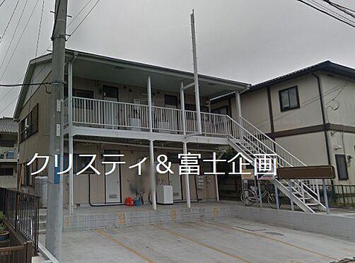 アパート-木更津市桜町 外観