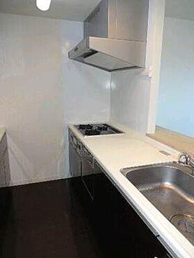 中古マンション-水戸市見和2丁目 キッチン