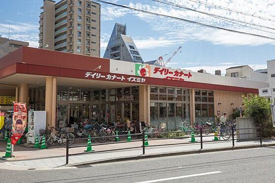 中古マンション-大阪市東成区東小橋1丁目 ディリーカナートイズミヤ玉造店まで約285mです
