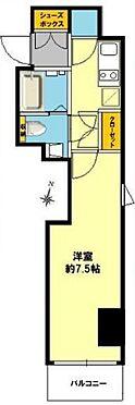 マンション(建物一部)-横浜市南区南吉田町1丁目 間取り