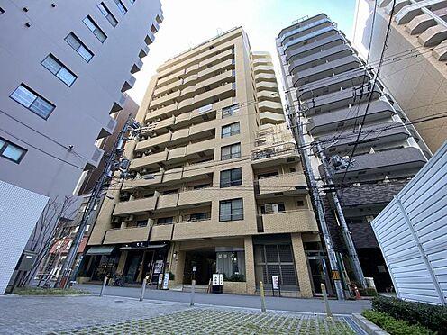 区分マンション-大阪市中央区東高麗橋 外観写真