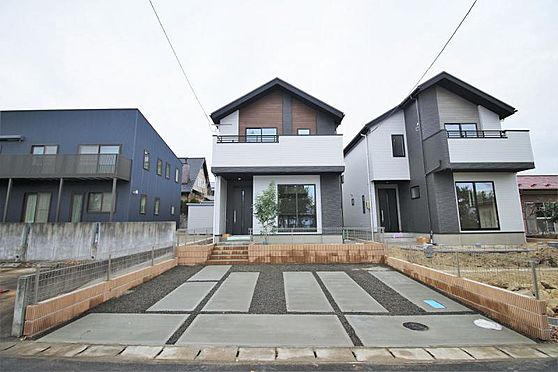 新築一戸建て-仙台市泉区将監12丁目 外観