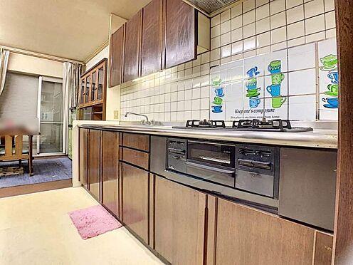 中古一戸建て-名古屋市守山区川西1丁目 収納が充実したキッチン