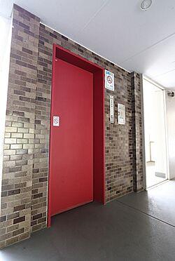 マンション(建物一部)-狛江市岩戸南1丁目 エレベーター