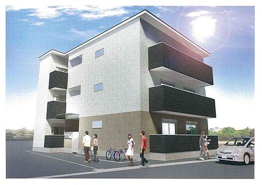 アパート-大阪市平野区喜連4丁目 外観