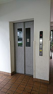 中古マンション-越谷市大字大里 エレベーター