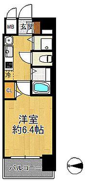 マンション(建物一部)-京都市下京区大宮通七条下る上之町 間取り