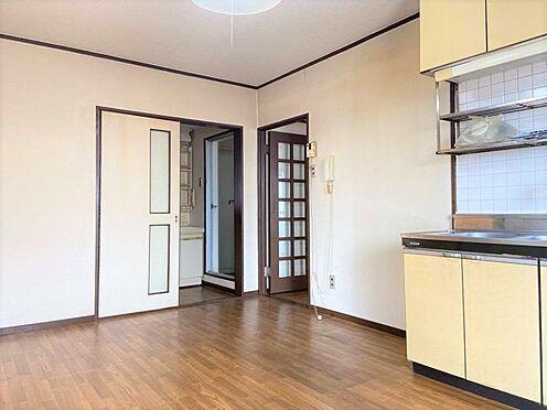 中古マンション-名古屋市千種区星ケ丘2丁目 約9帖の居間スペース。