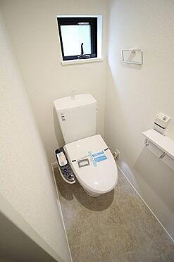 新築一戸建て-練馬区南大泉3丁目 トイレ
