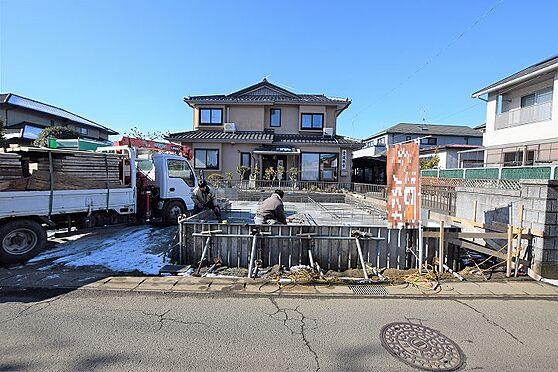 新築一戸建て-仙台市太白区富田字上野東 外観