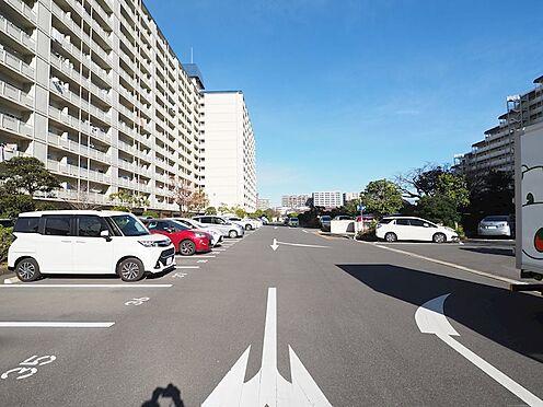 中古マンション-千葉市美浜区真砂2丁目 敷地内駐車場です!