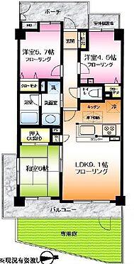 マンション(建物一部)-藤沢市石川2丁目 3LDK