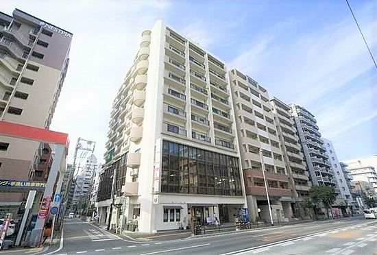 区分マンション-福岡市中央区平尾2丁目 外観