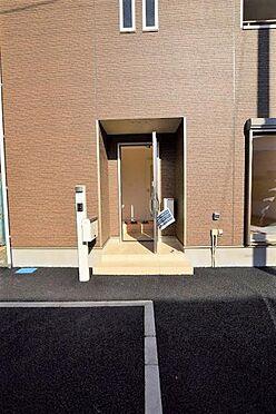 新築一戸建て-仙台市太白区郡山字石塚 玄関