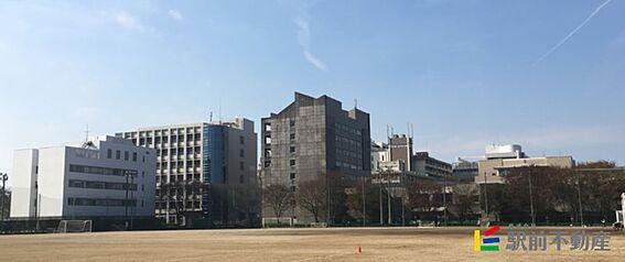 区分マンション-久留米市諏訪野町 久留米大学御井キャンパス