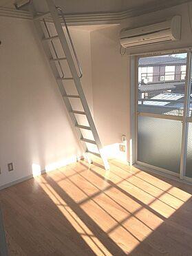 アパート-茅ヶ崎市香川2丁目 ロフト階段
