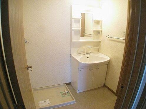 アパート-北九州市若松区用勺町 空室時の写真です。参考にしてください。忙しい朝に嬉しいシャンプードレッサー完備しています。