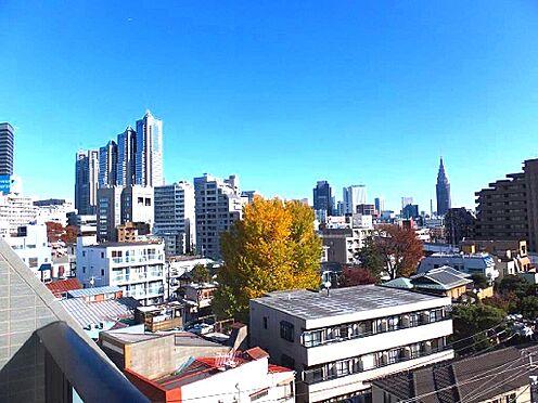 区分マンション-渋谷区初台1丁目 バルコニーからの眺望
