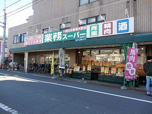 アパート-板橋区赤塚3丁目 業務スーパー成増店・・・徒歩約2分(約160m)