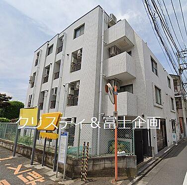 マンション(建物全部)-西東京市富士町 外観