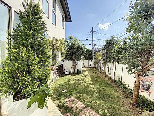 中古一戸建て-福岡市西区豊浜2丁目 お庭です☆