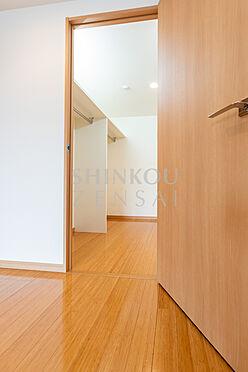 区分マンション-会津若松市中央3丁目 洋室(1) ウォークインクローゼット
