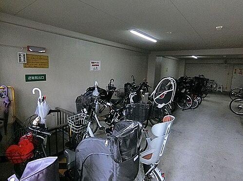 マンション(建物一部)-大阪市西区江之子島1丁目 屋内駐輪場