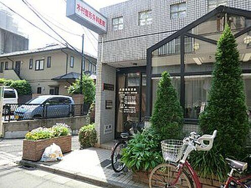 アパート-渋谷区初台1丁目 木村整形外科医院
