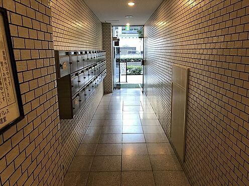 中古マンション-大阪市中央区谷町5丁目 エントランス